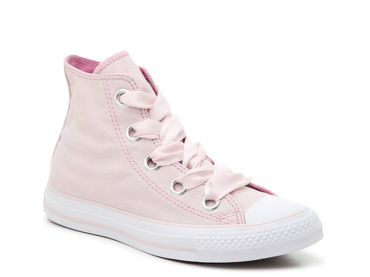 Converse Chuck Taylor All Star Ribbon High-Top Sneaker - Women s ... fb3e306e6