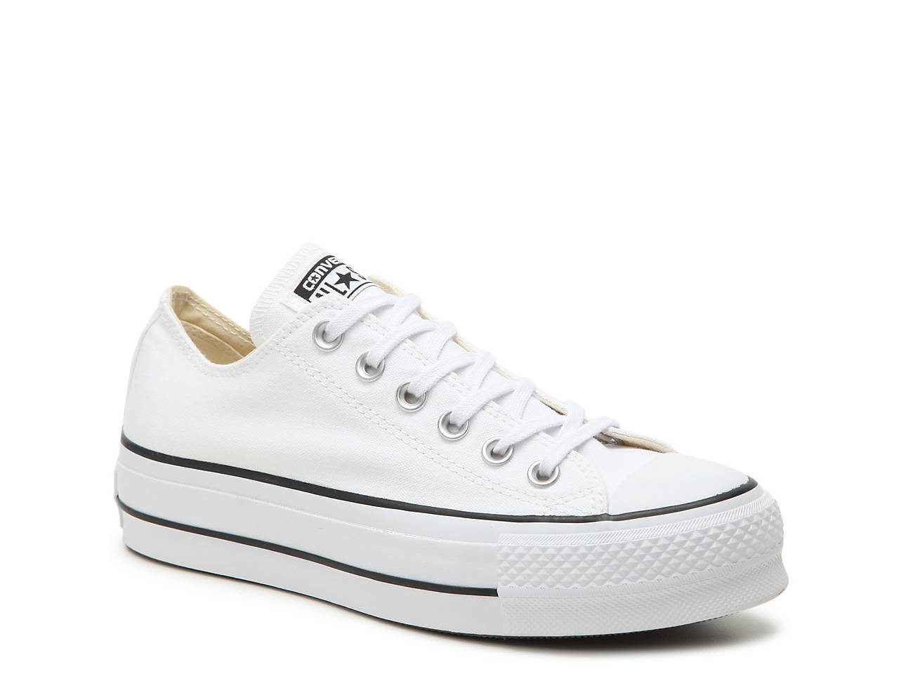 Chuck Taylor All Star Ox Platform Sneaker Women's