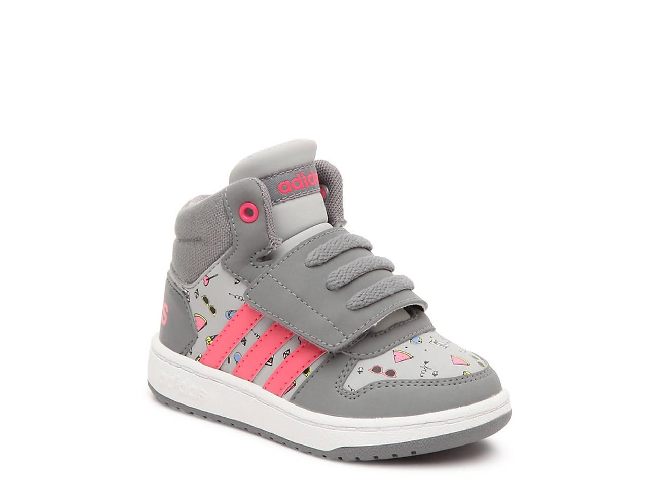 adidas Hoops High Top Sneaker afitFeOMZ