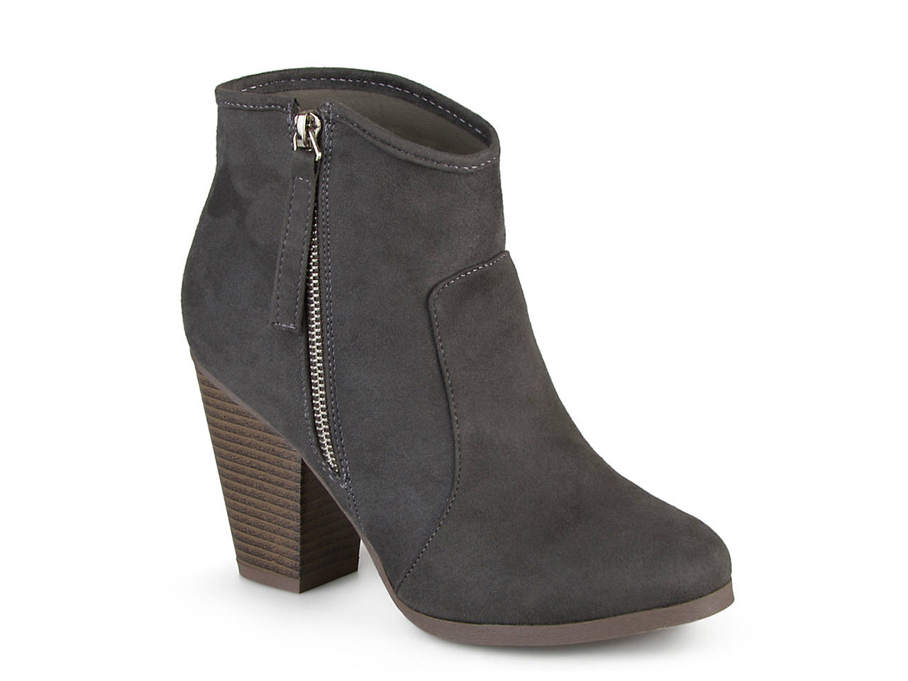 b5463cc6f Journee Collection Link Bootie Women's Shoes | DSW