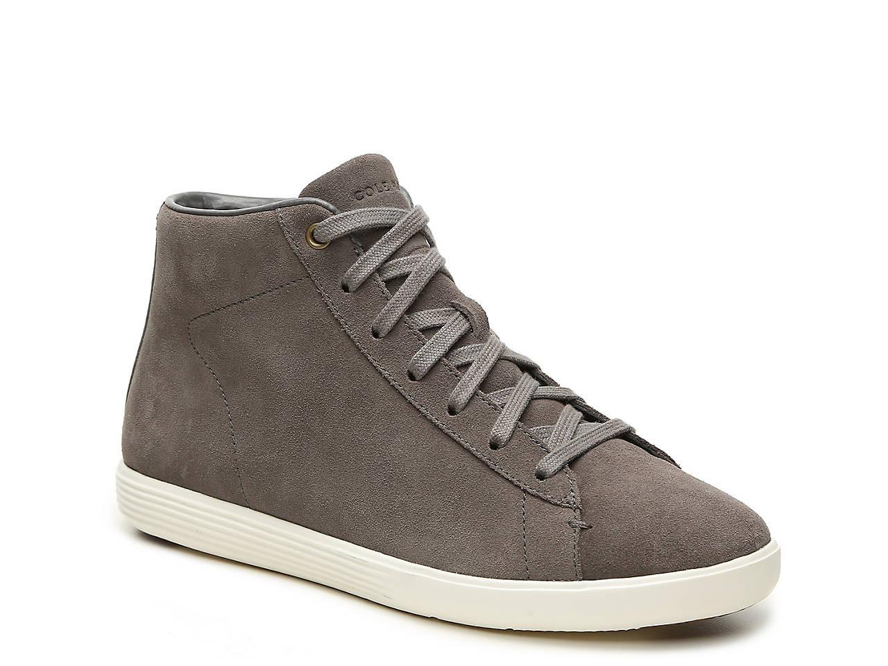 e9b4c8daa0c Cole Haan Grand Crosscourt High-Top Sneaker - Women's Women's Shoes ...