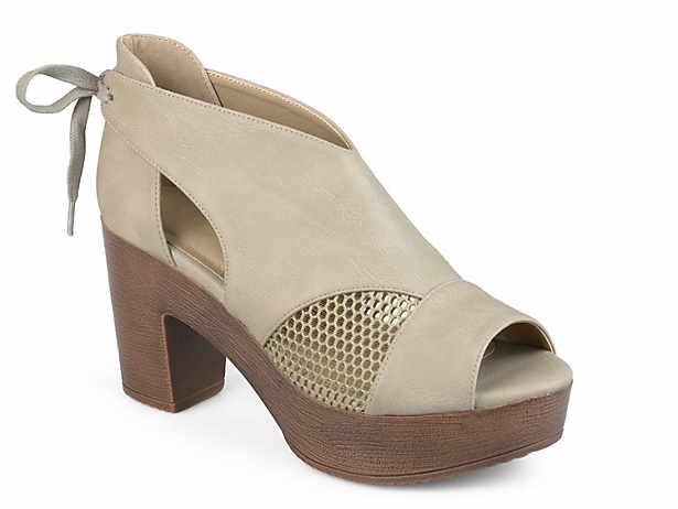 9adf5584c67 Journee Collection. Sorly Platform Sandal
