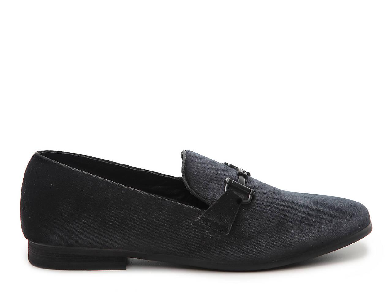880c7244cc2 Steve Madden P-Didhe Velvet Loafer Men s Shoes