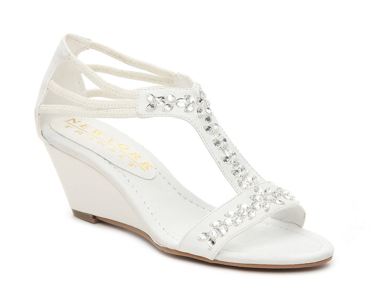 New York Transit Bring A Date ... Women's Wedge Sandals factory outlet discount fashionable exclusive online cheap sale excellent buy cheap affordable dvr608