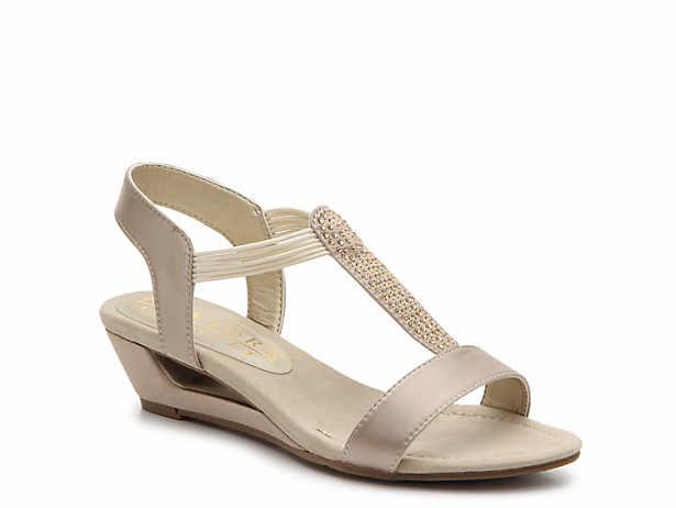 New York Transit. Add Me Wedge Sandal.  39.99 731ed954d