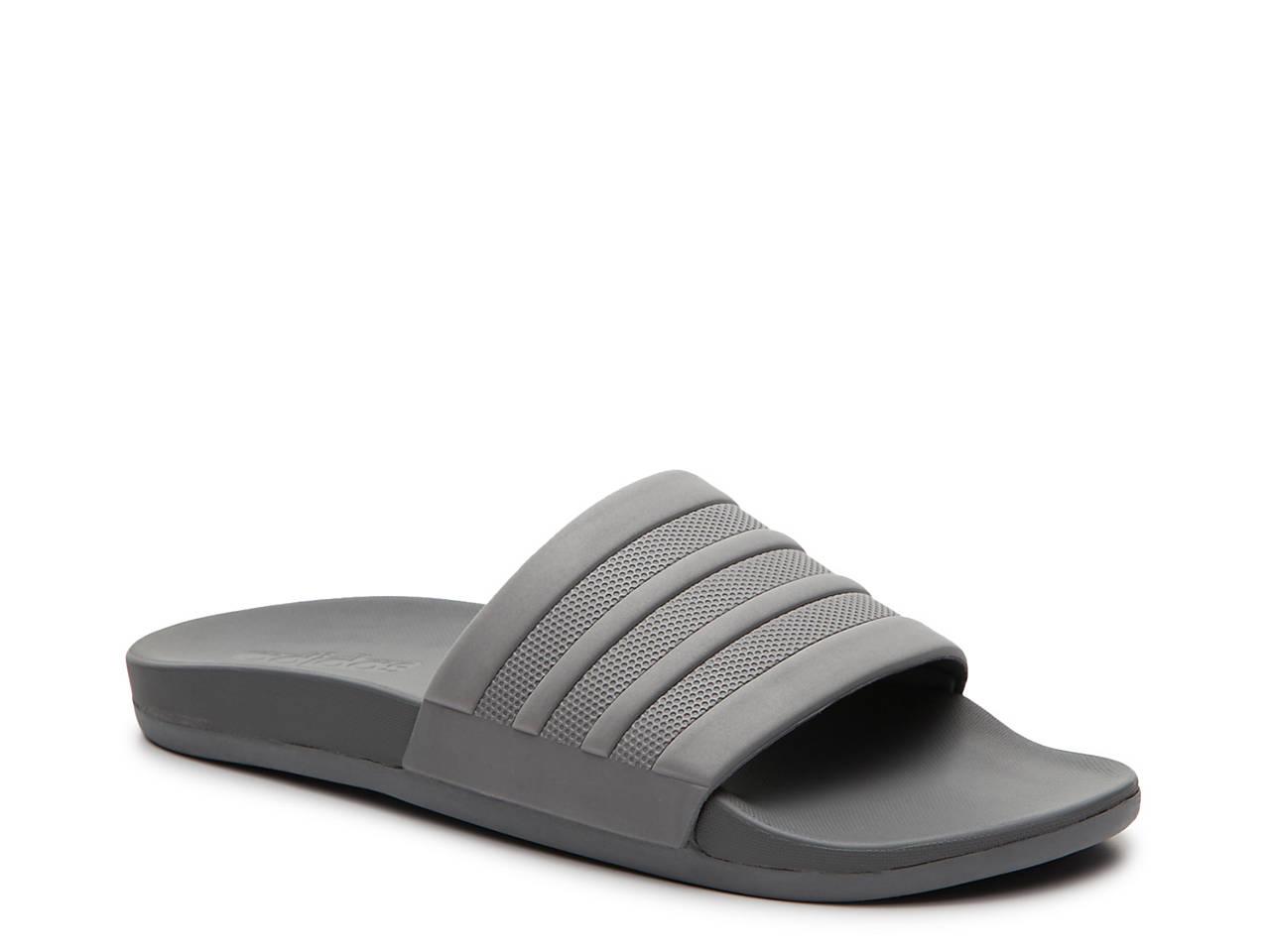 e03ffc319b44f Adilette Cloudfoam Mono Slide Sandal - Men's