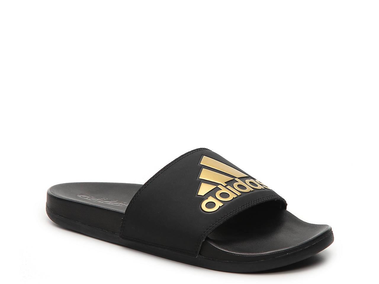 Adidas adilette CF Slide Sandal  mujer 's mujer  zapatos DSW