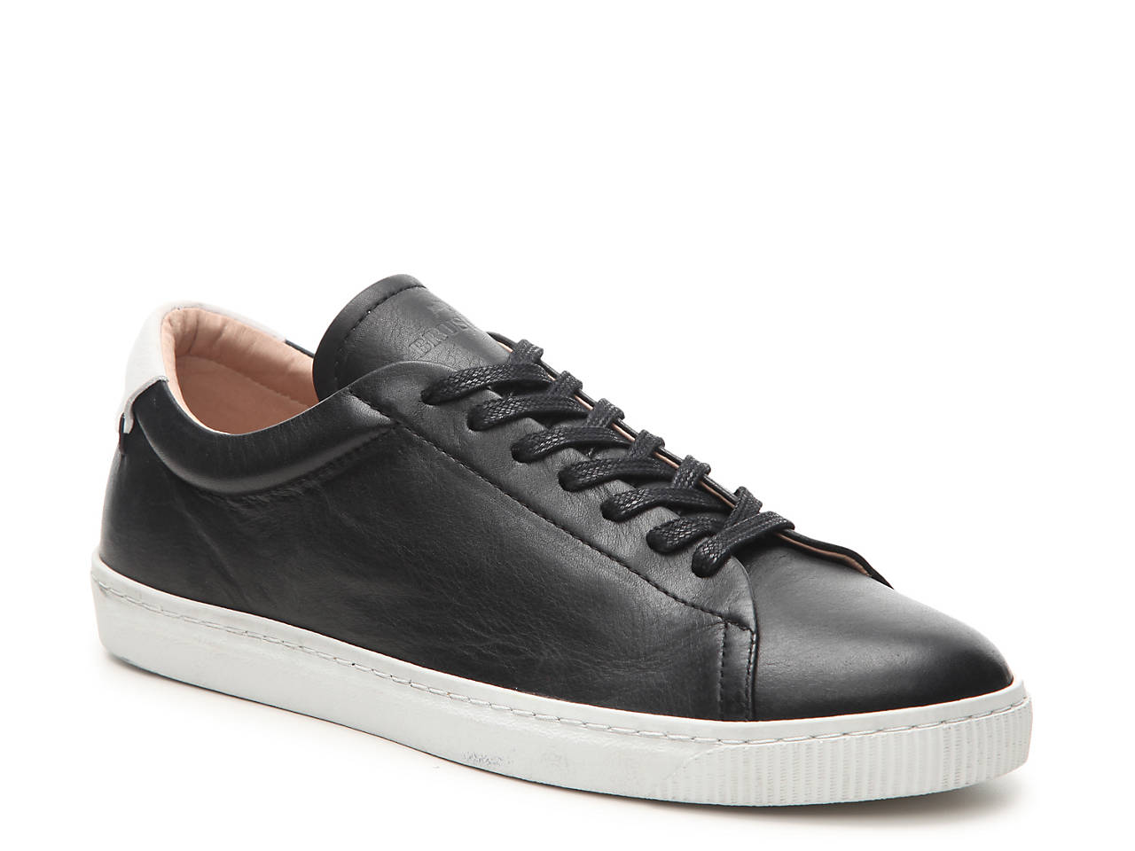Leather Sneaker by Brusque