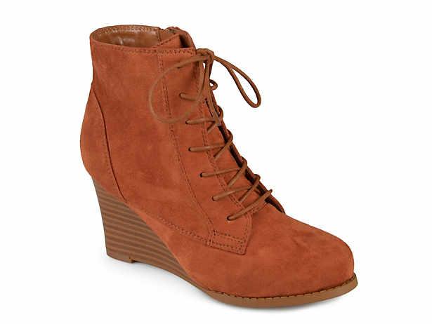 Women's Red Mid Heel: 2¼-3