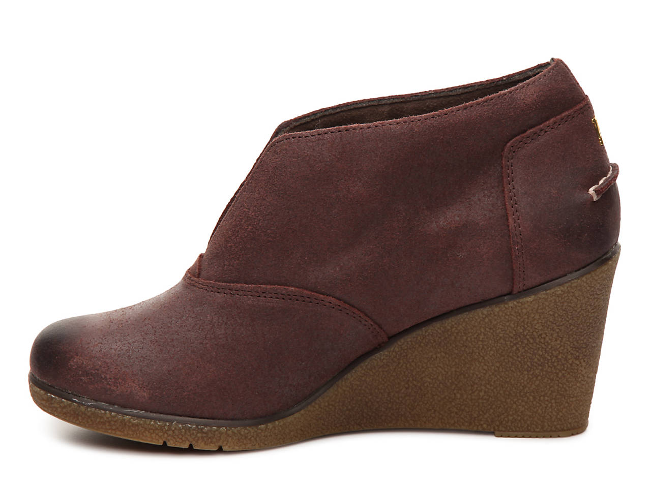 064d819f926 Sperry Top-Sider Harlow Brook Wedge Bootie Women s Shoes