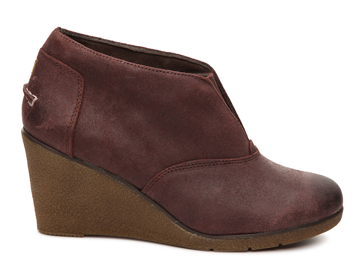 ace46f3c911 Sperry Top-Sider Harlow Brook Wedge Bootie Women s Shoes