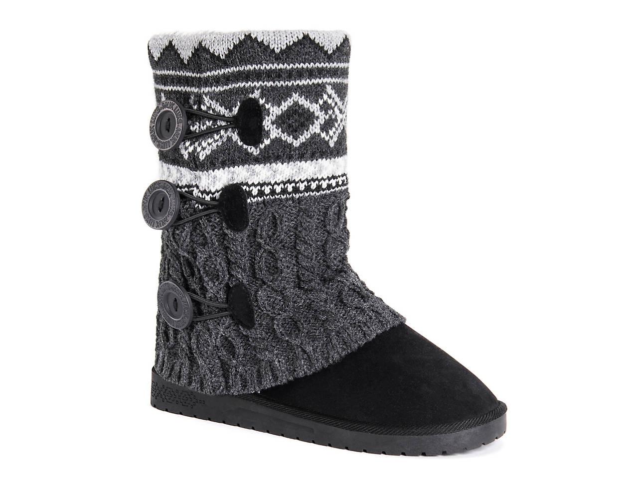 Muk Luks Cheryl Bootie Women s Shoes  dd1aaa79f