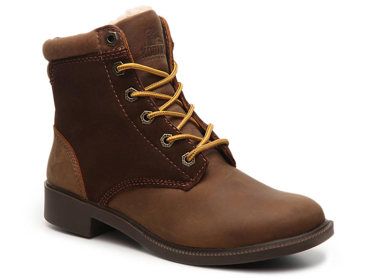 2ee2230415065 Kodiak Original Fleece Combat Boot Women s Shoes