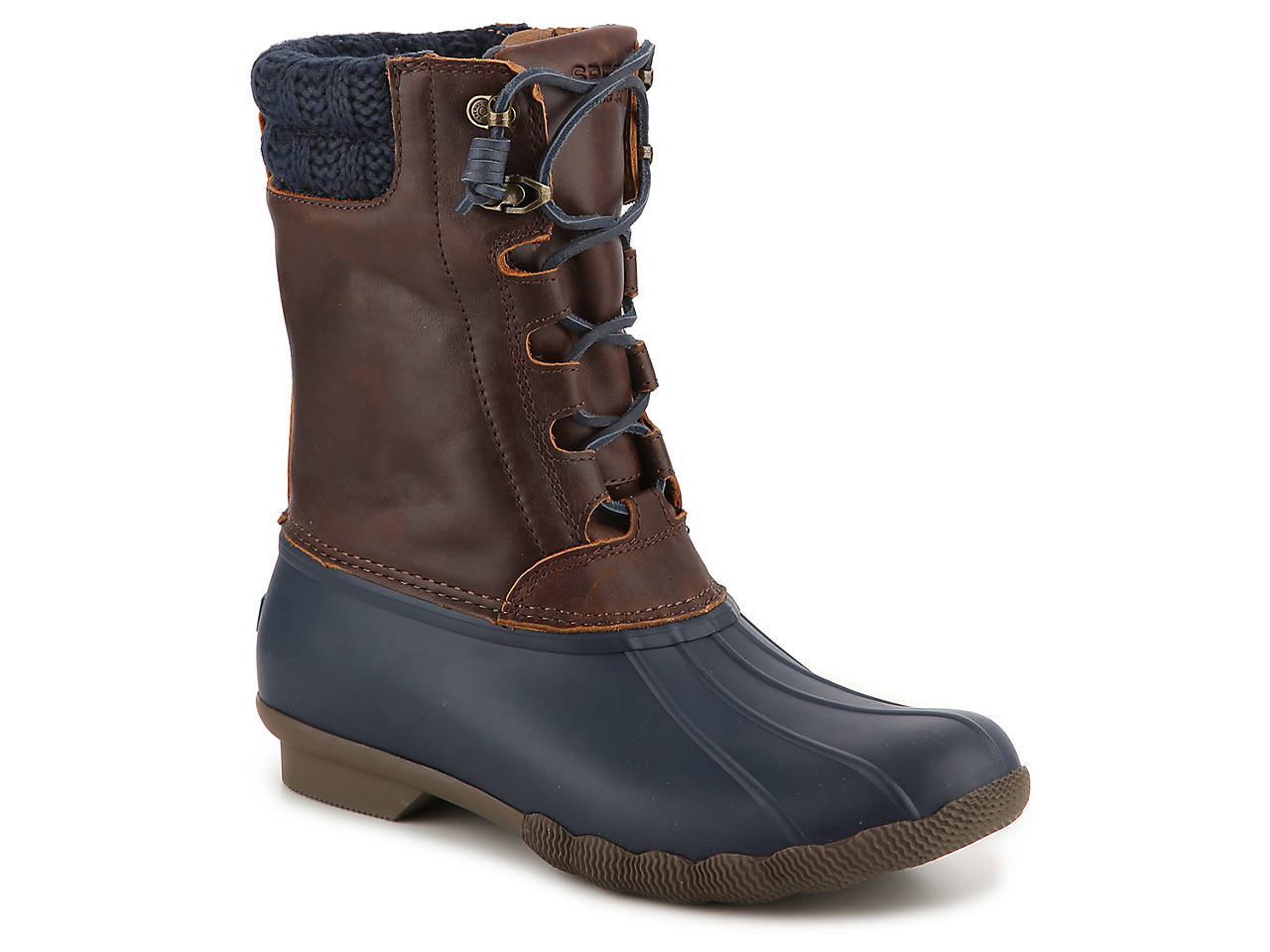 a015e191c99c Sperry Top-Sider Saltwater Misty Duck Boot Women s Shoes