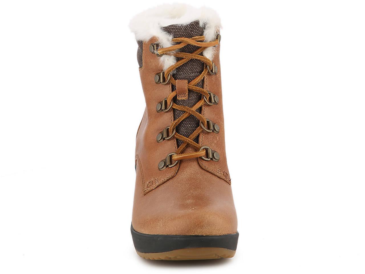cb87297def76 Sperry Top-Sider Luca Peak Wedge Bootie Women s Shoes