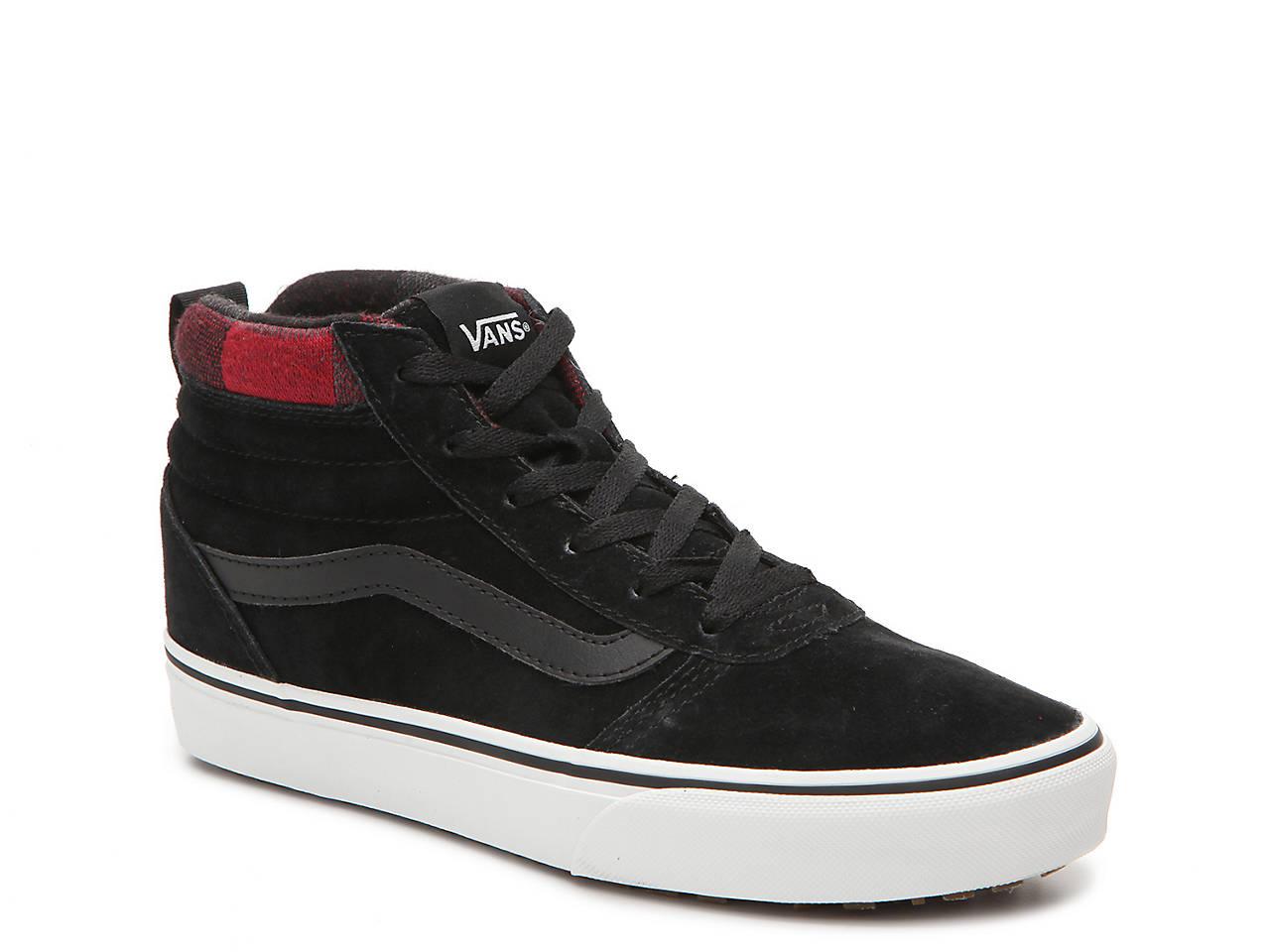 13bf18a002fd80 Vans Ward Hi MTE High-Top Sneaker - Women s Women s Shoes