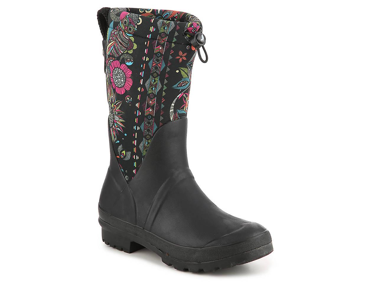 91af5049c Sakroots Mezzo Rain Boot Women's Shoes | DSW