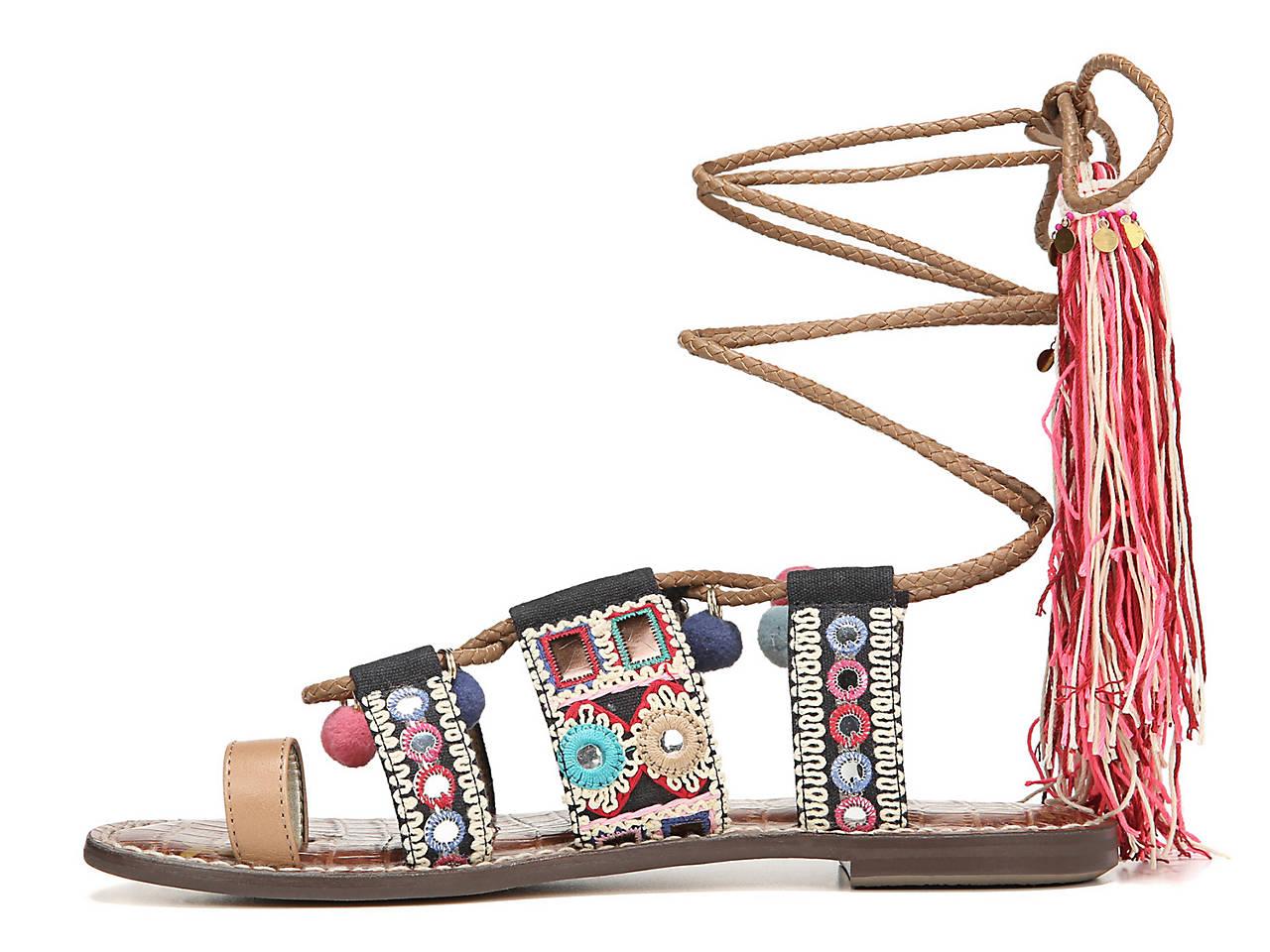 4348b2255462 Sam Edelman Gretchen Gladiator Sandal Women s Shoes