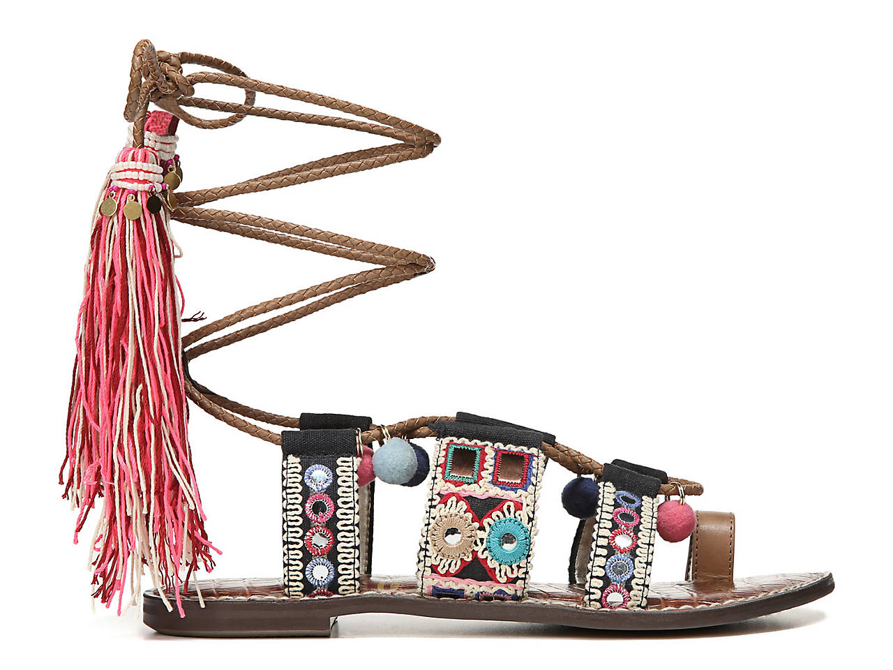 019eb8e8629499 Sam Edelman Gretchen Gladiator Sandal Women s Shoes