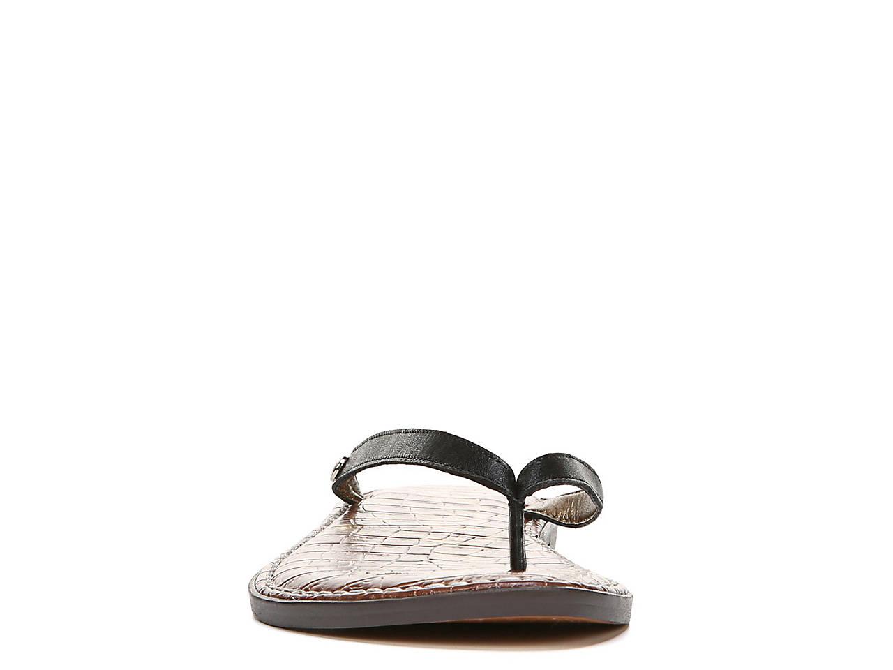 d90038dcaf02b7 Sam Edelman Gracie Flip Flop Women s Shoes