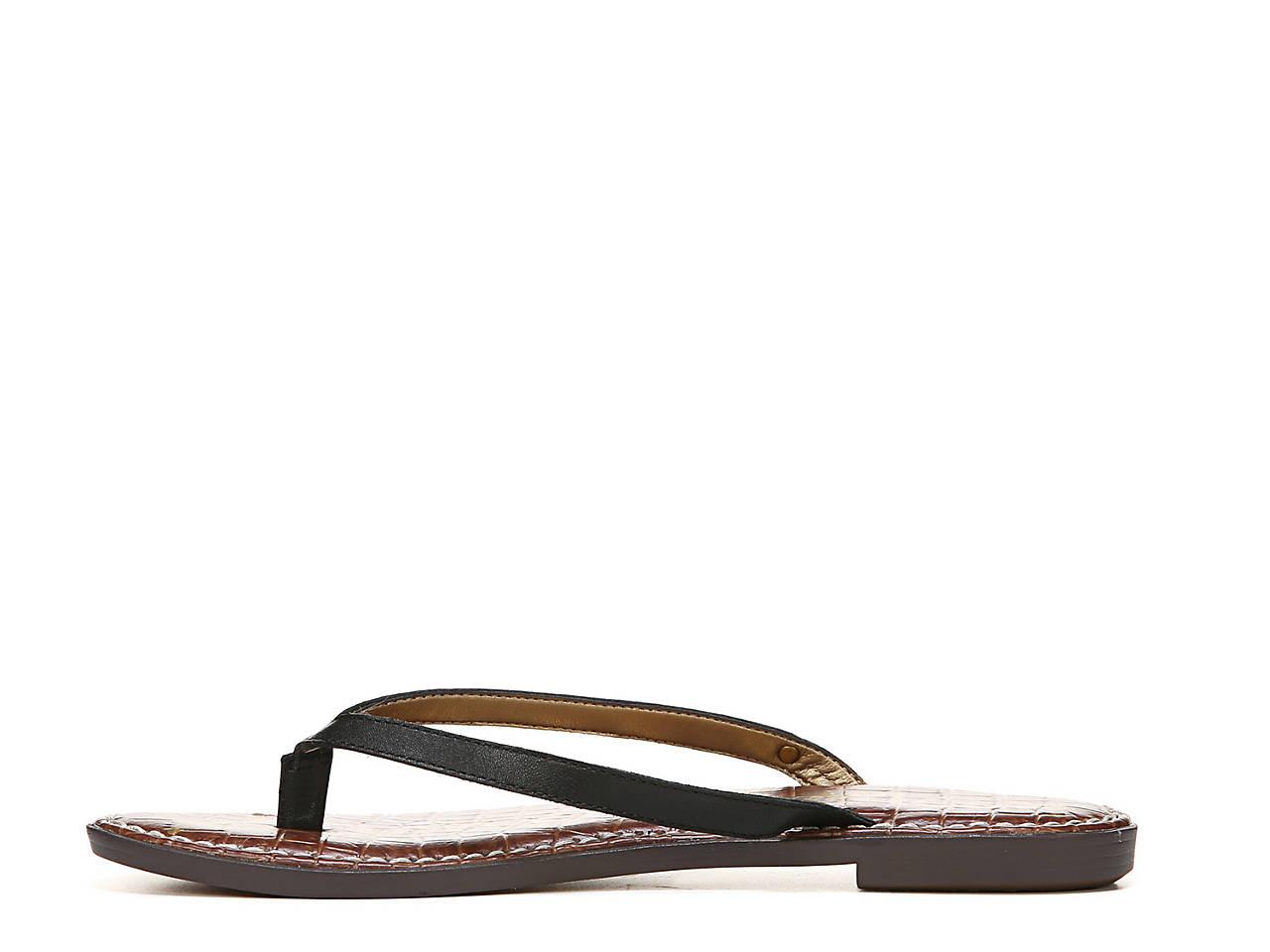 73569b33d2a Sam Edelman Gracie Flip Flop Women s Shoes