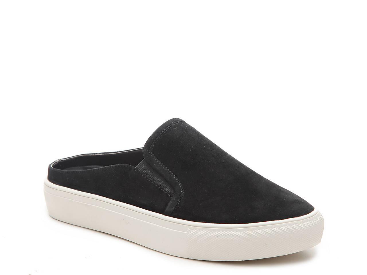 Vince. Woman Suede Platform Sneakers Black Size 8 Vince nLmweZEc