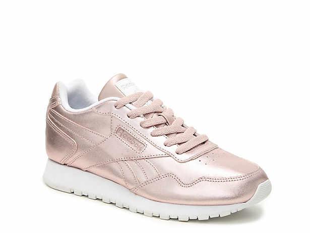 87d835d7aee4ab Women s Pink Reebok Sneakers