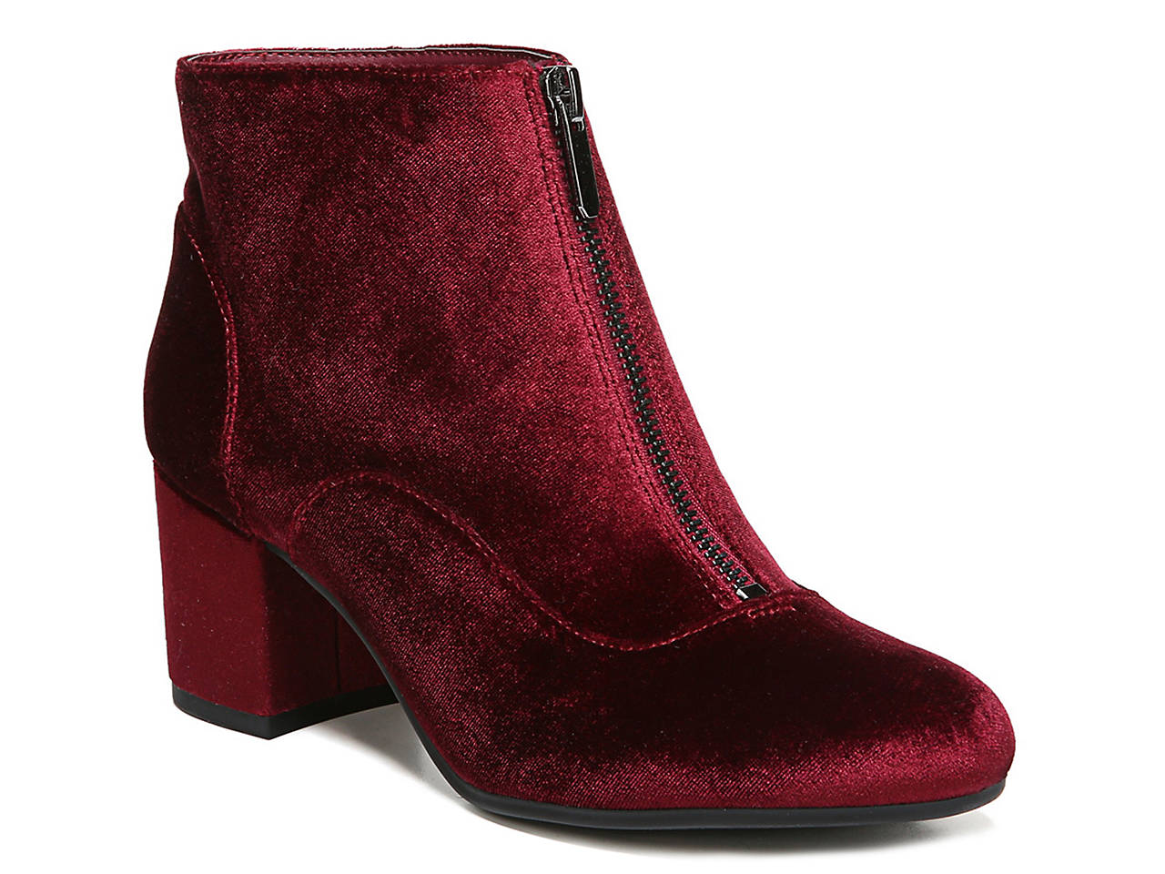 7fe946c38237e Circus by Sam Edelman Vanessa Velvet Bootie Women s Shoes