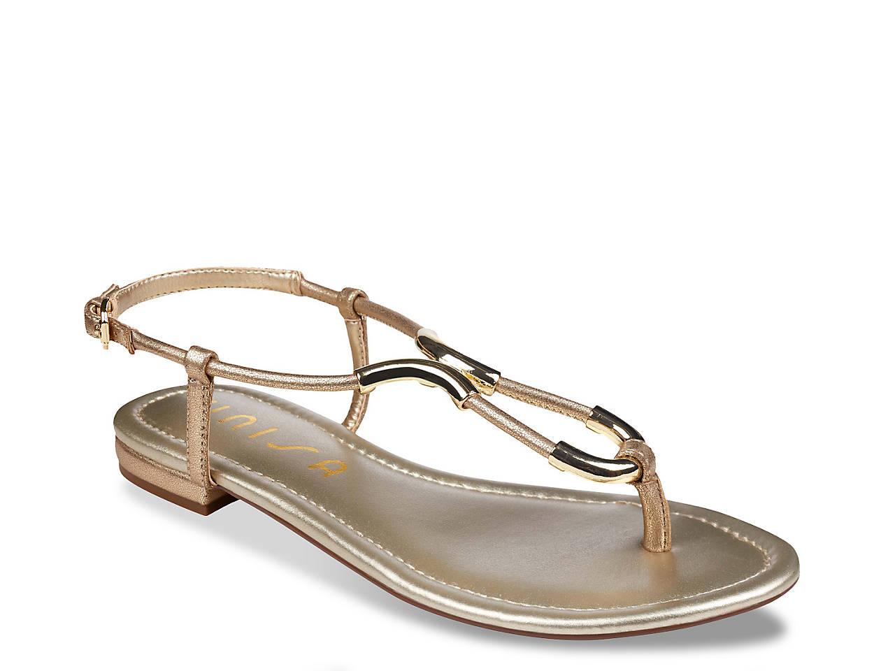 76e041fd90d Unisa Undelson Flat Sandal Women s Shoes
