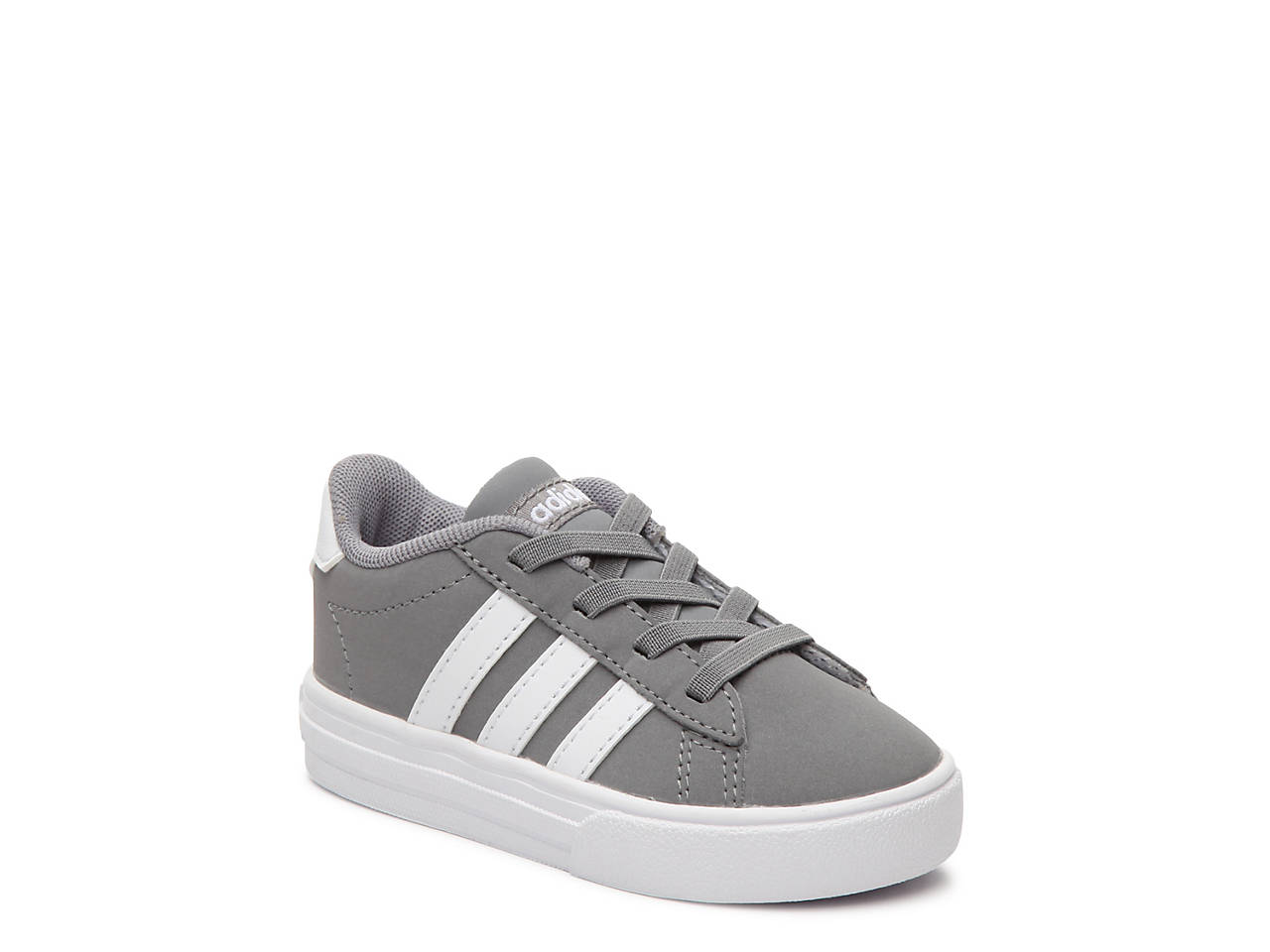 d66f62cc9d428b adidas Daily 2.0 Toddler Slip-On Sneaker Kids Shoes