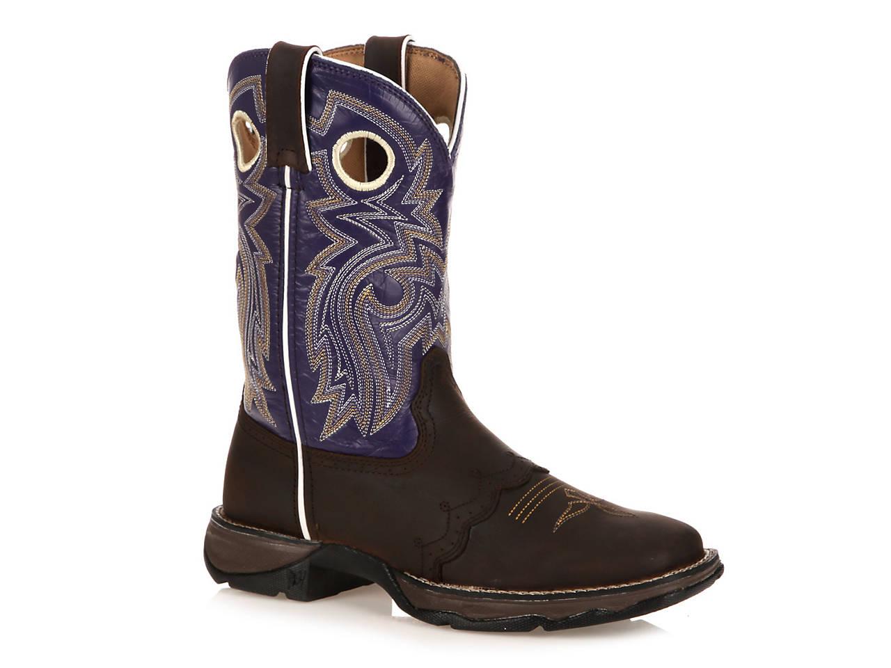 844bedb47d5d17 Durango Twilight Western Cowboy Boot Women s Shoes