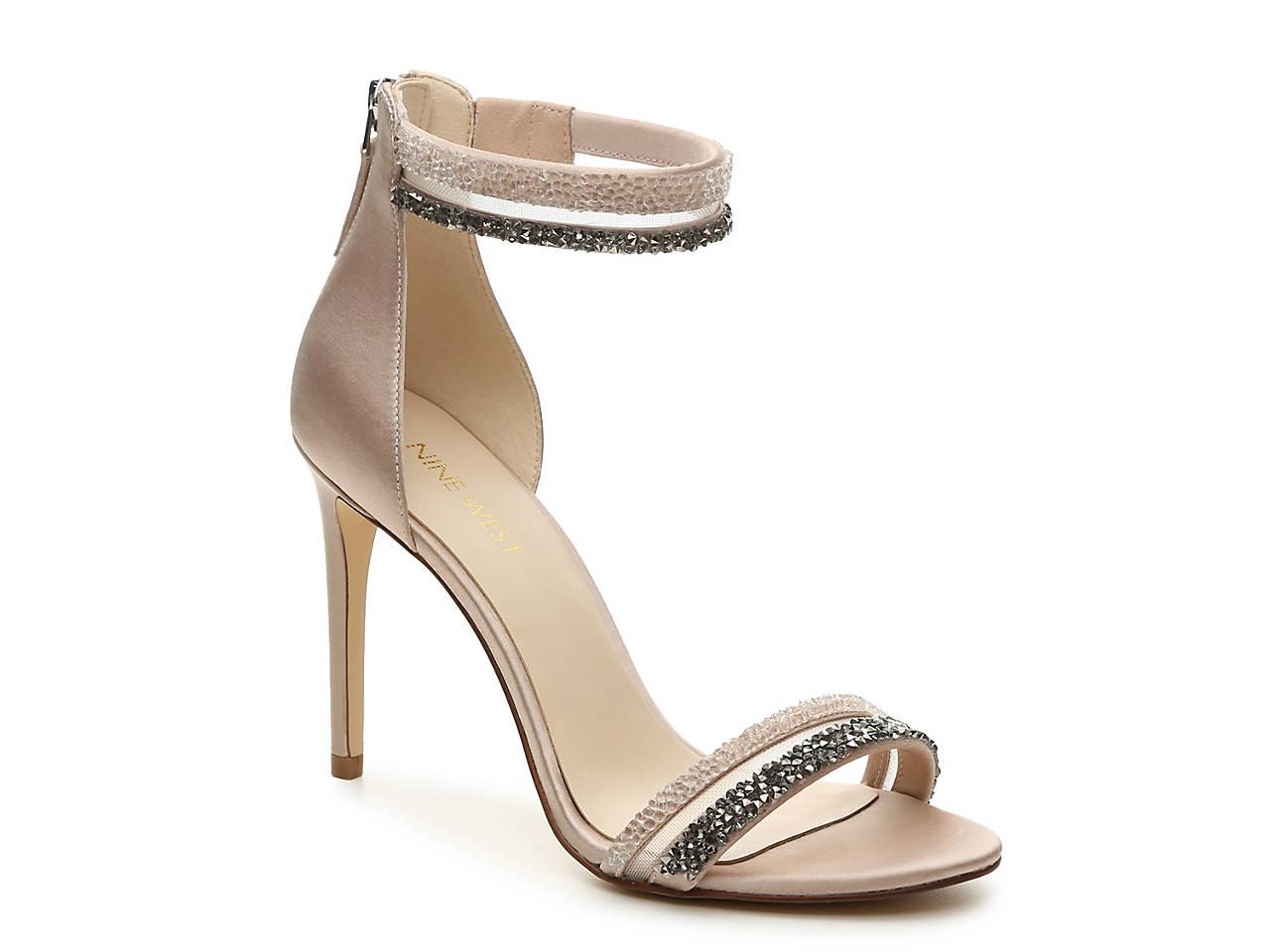 Nine West Juliander Sandal Women S Shoes Dsw