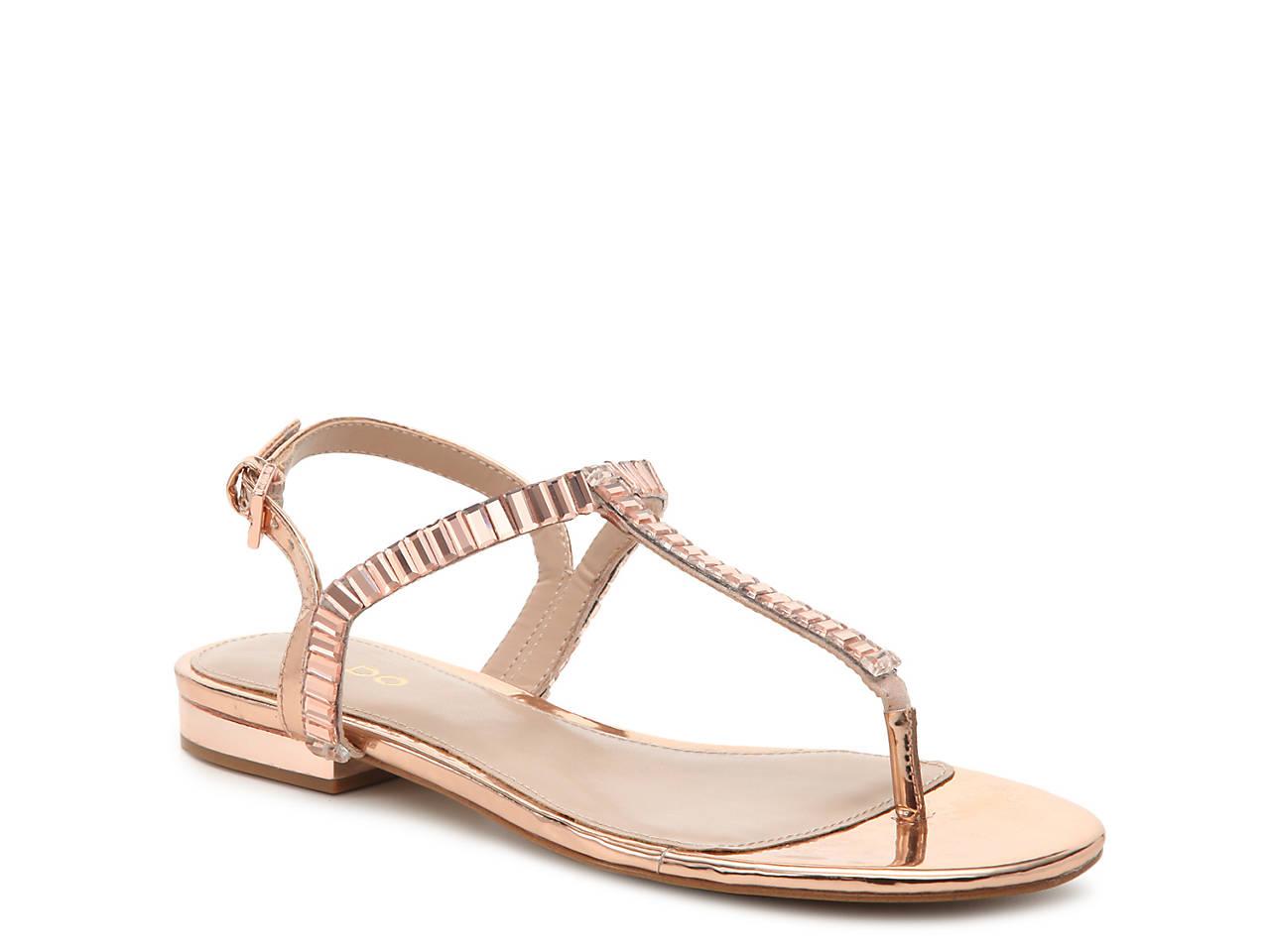 89a1d7c07 Aldo Renadia Flat Sandal Women s Shoes
