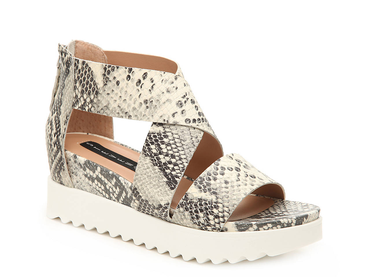ccb0e4c3e8ca0 Steven by Steve Madden Keanna Wedge Sandal Women's Shoes | DSW