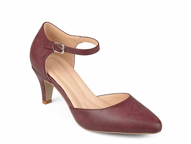 5330acb7bcd7 burgundy heels