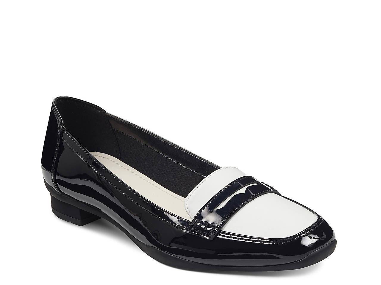 56c5e6b97d4 Anne Klein Romy Loafer Women s Shoes