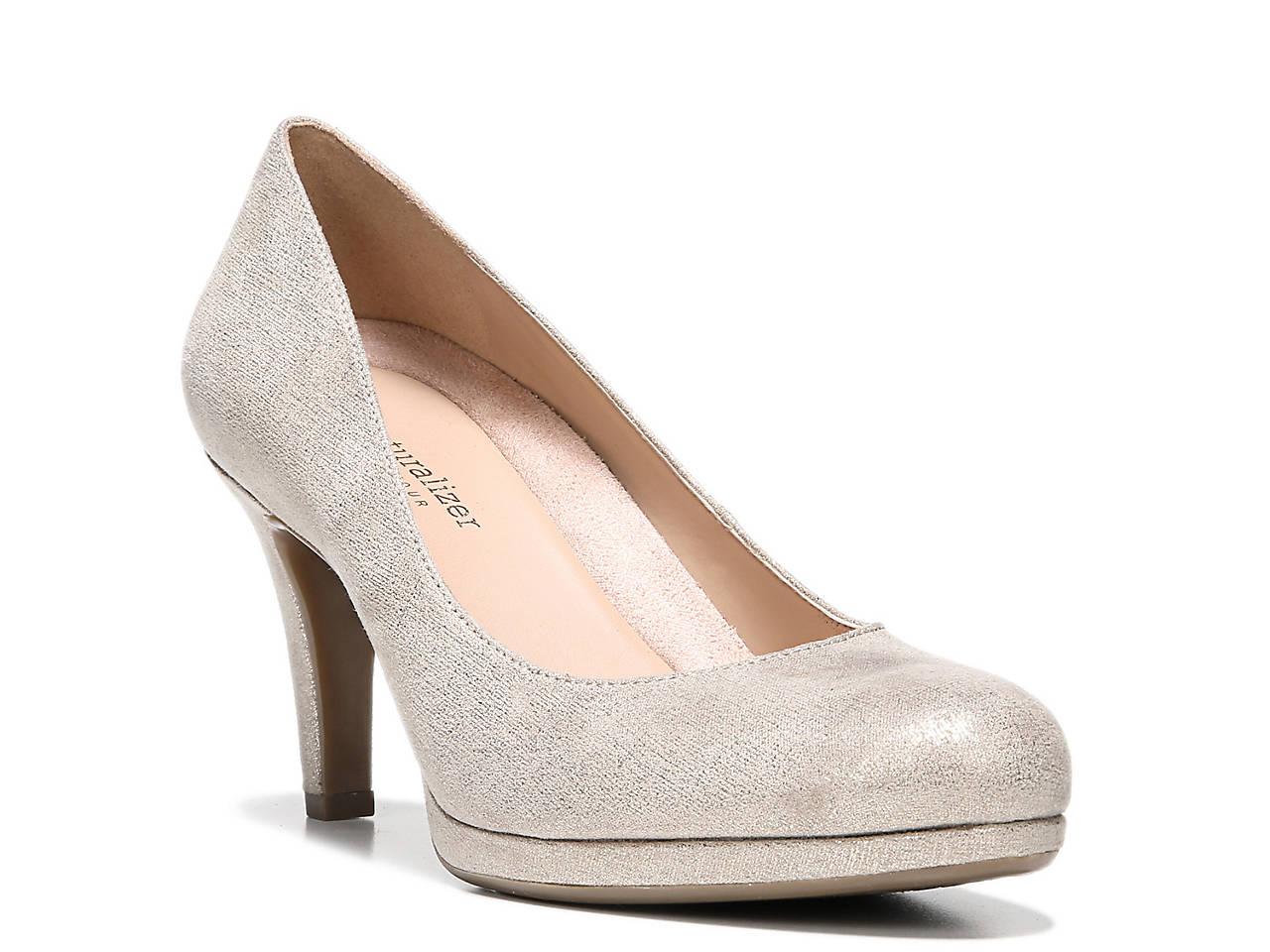 bddb6988b8c Naturalizer Michelle Platform Pump Women s Shoes