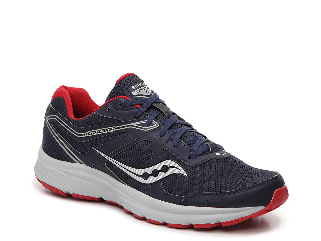 7e504e40e4c8b0 Saucony Cohesion 11 Running Shoe - Men s Men s Shoes