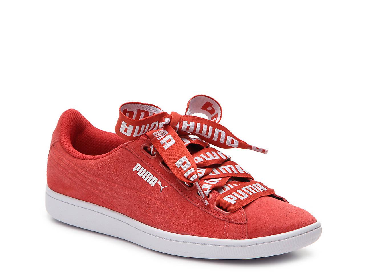 5750ba6dc6be Puma Vikky Ribbon Bold Sneaker - Women s Women s Shoes