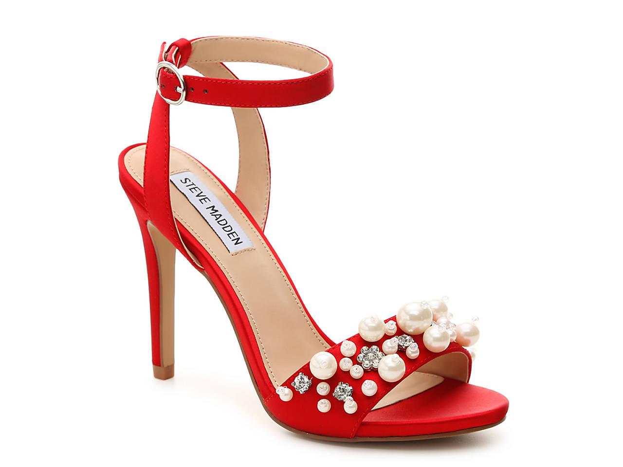 Steve Madden Women's Sterling Embellished Sandal tm1mV