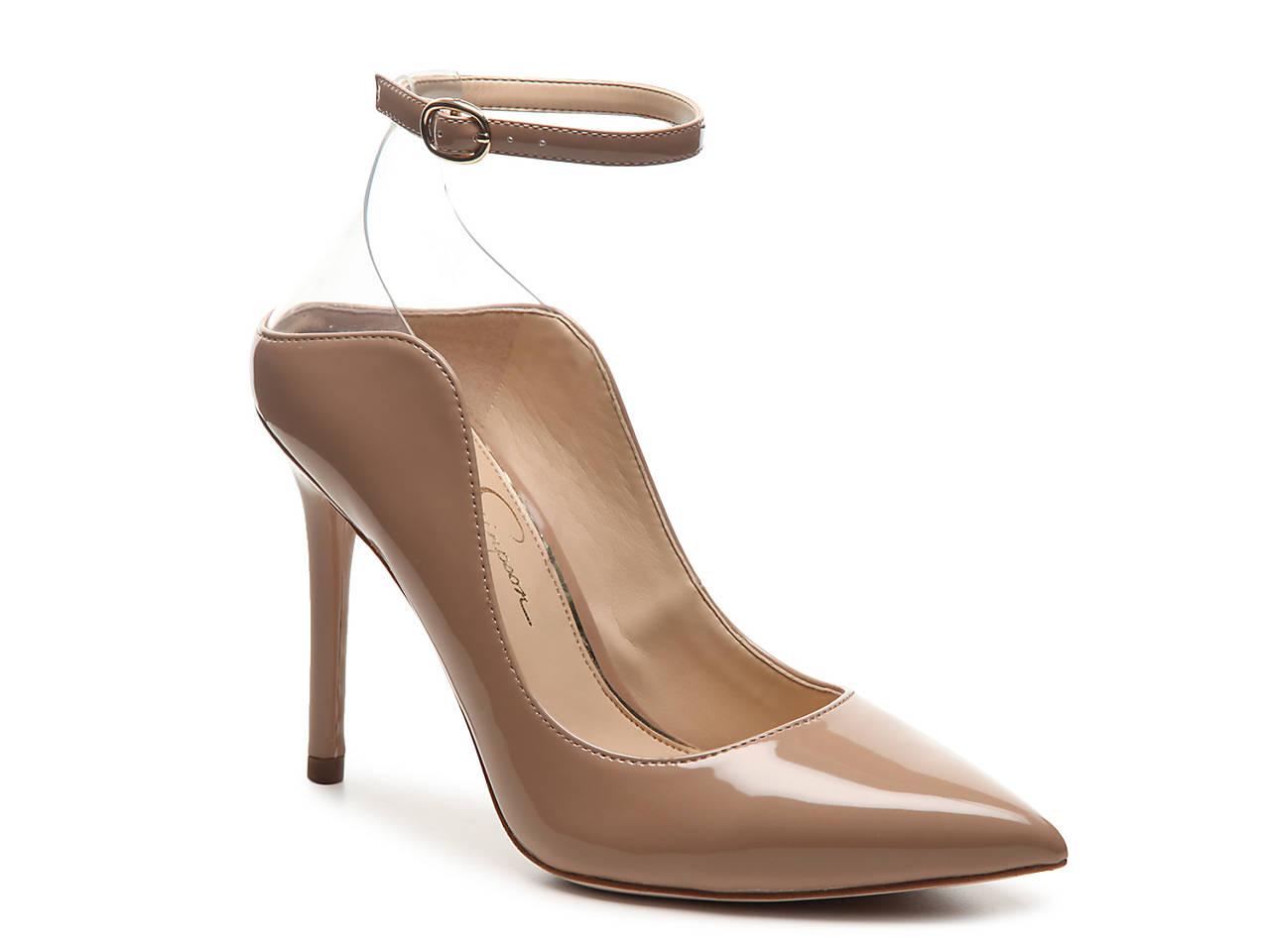 c64157a72e Jessica Simpson Libbie Pump Women s Shoes