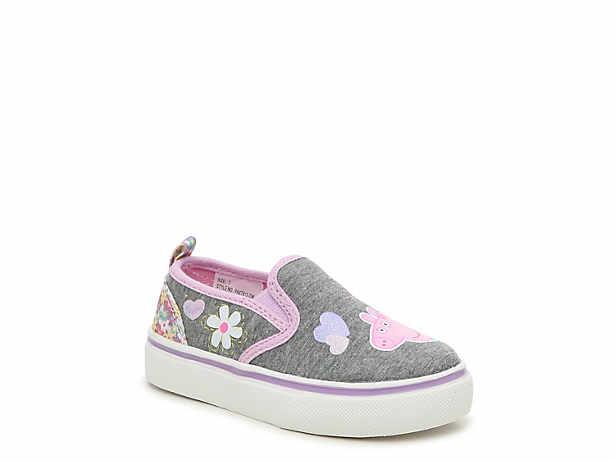 Peppa Toddler Slip-On Sneaker
