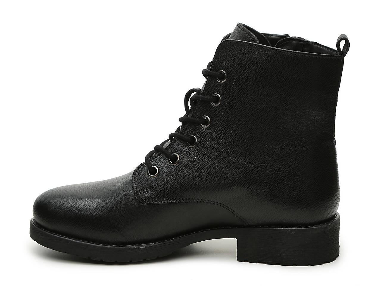 35463b21995 Steve Madden Antoine Combat Boot Women s Shoes