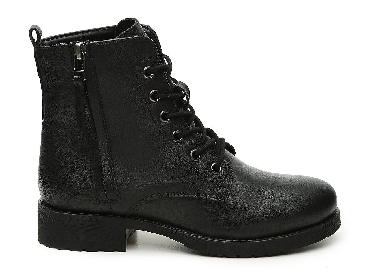 dec64d765 Steve Madden Antoine Combat Boot Women's Shoes | DSW