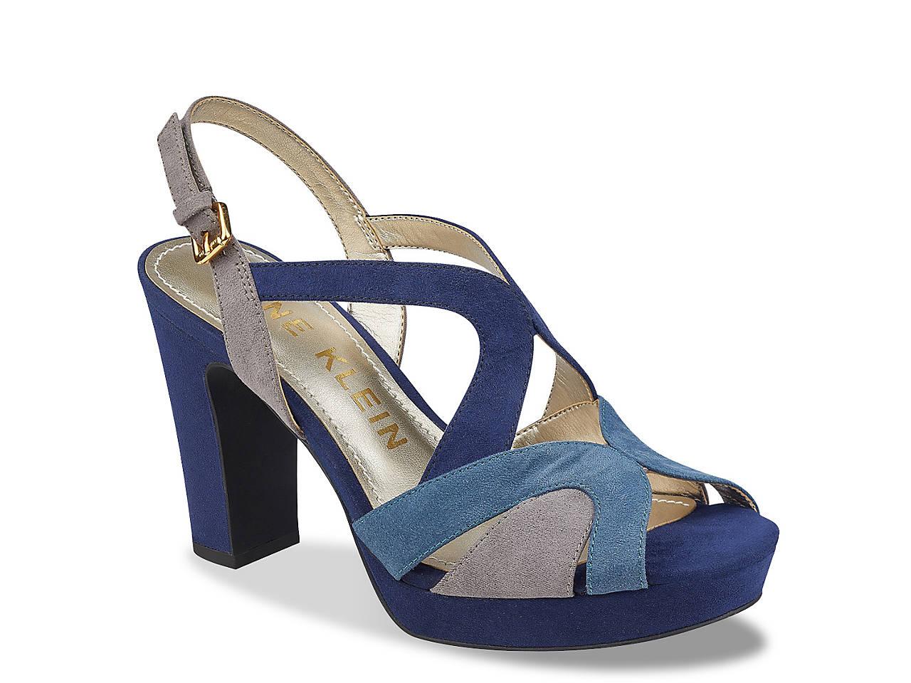 6c56ece022b Anne Klein Petria Platform Sandal Women s Shoes