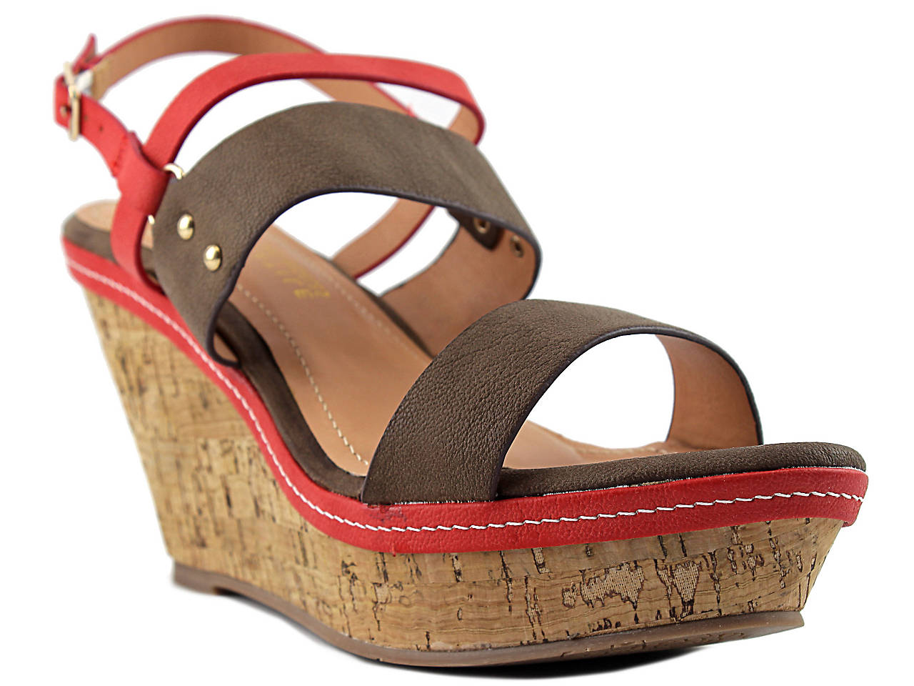 cc3f59bef Very Volatile Zaria Wedge Sandal - FINAL SALE Women s Shoes