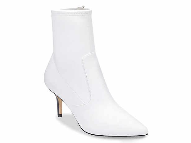 Women's White Bootie Boots | DSW