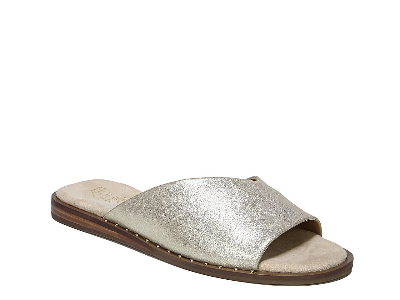 1db106a7ddd Franco Sarto Riviera Flat Sandal Women s Shoes