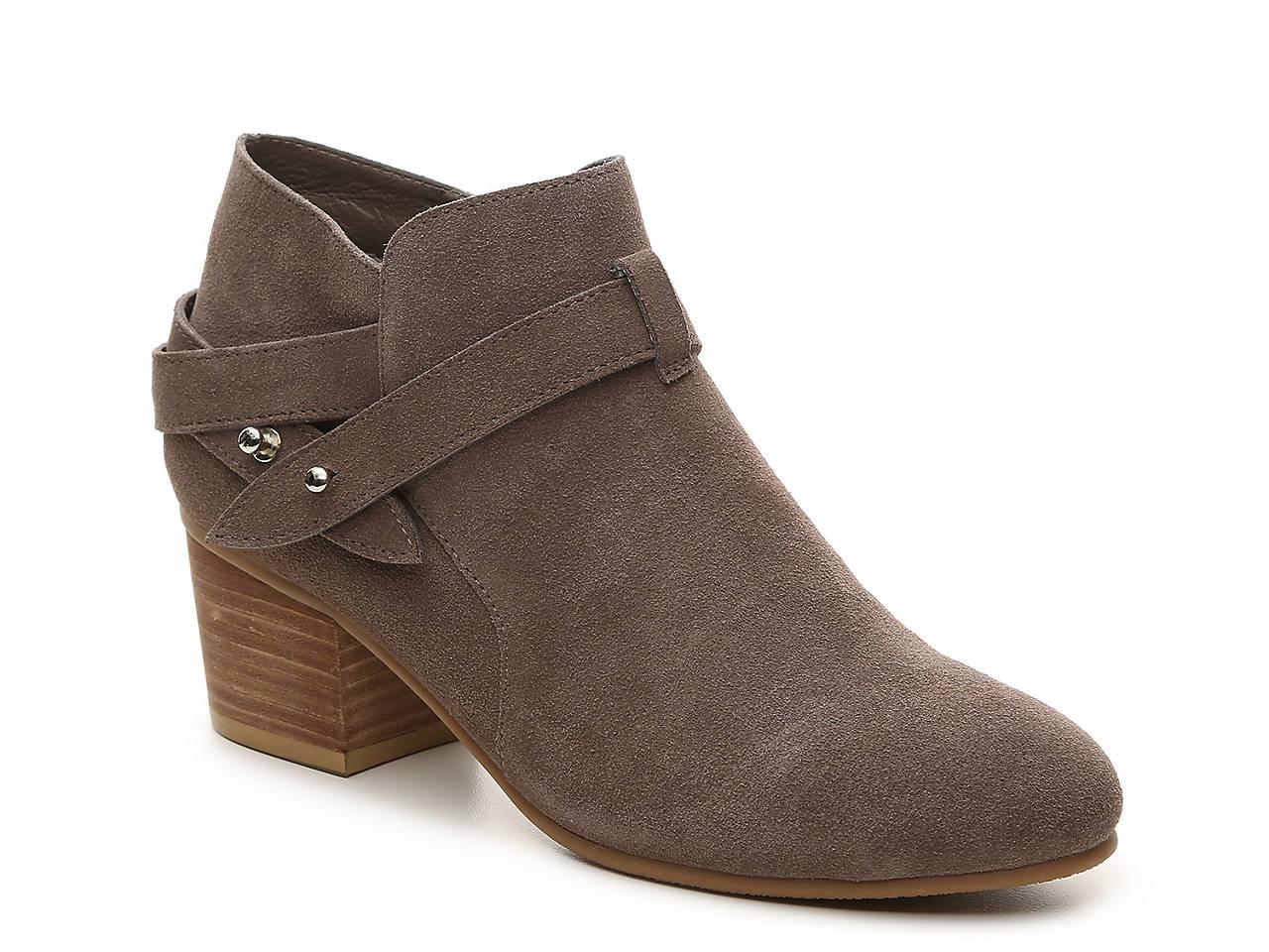 Crown Vintage UPTOWN Womens Boots Black SUEDE 7  US / 5 UK
