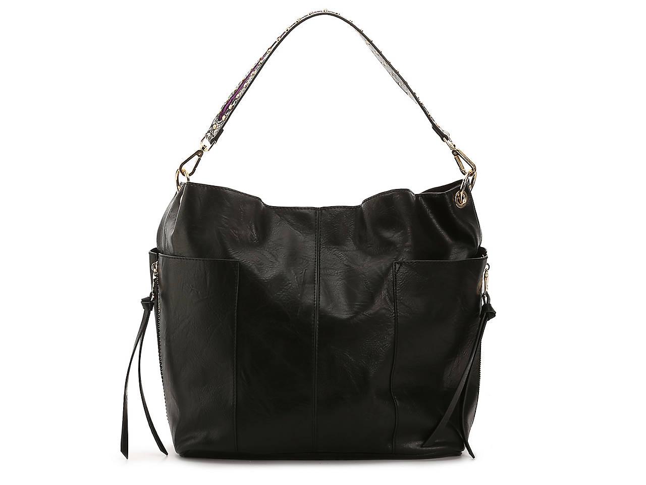 b4dae4afa6 Steve Madden Cassie Hobo Bag Women s Handbags   Accessories